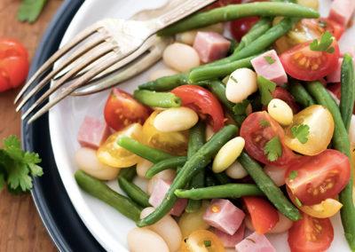 Salade fraîche de mogettes