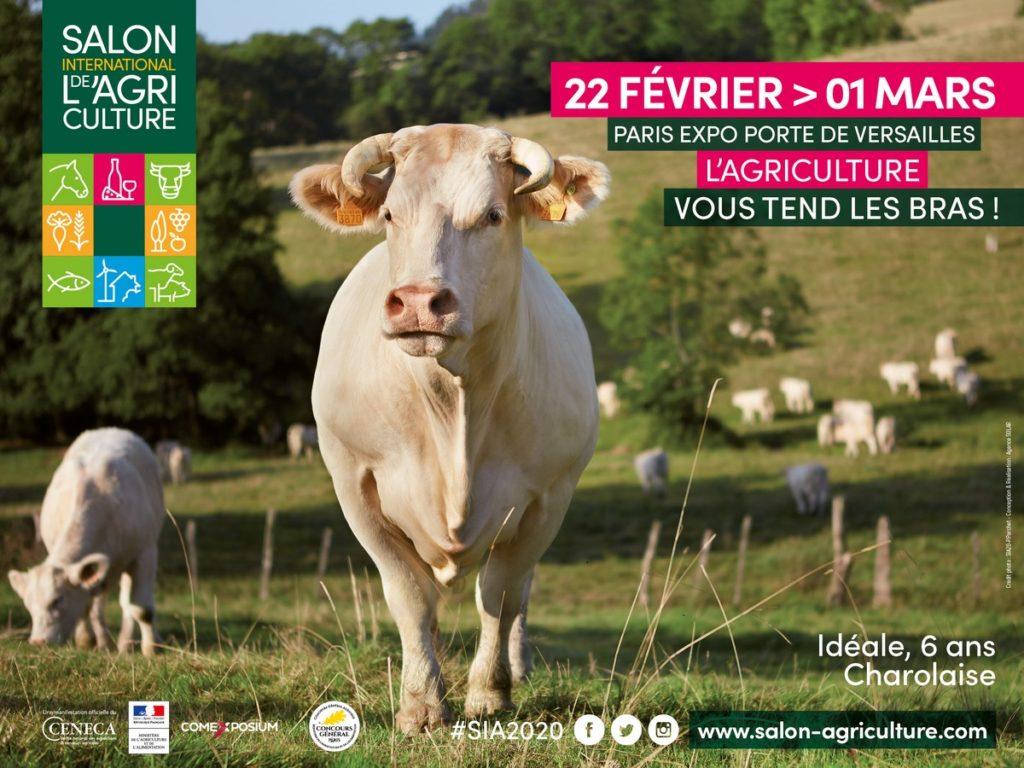 La Vendée au salon de l'agriculture 2020
