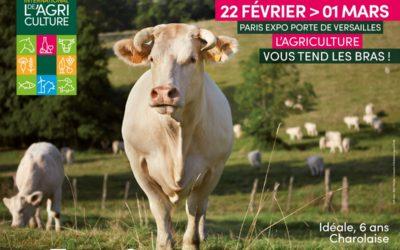 La mogette de Vendée au salon de l'agriculture 2020
