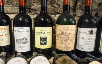 Le bon accord vin / mogette pour nos recettes d'automne